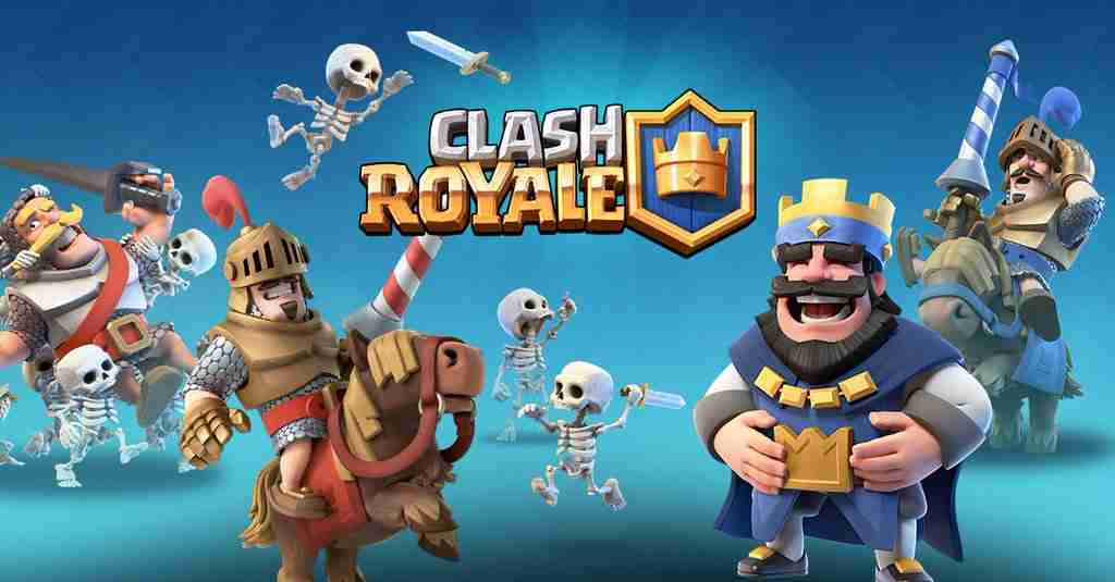 Download Clash Royale apk for android gratis
